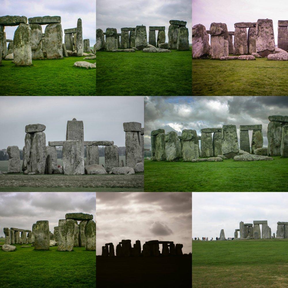 collage stonhage