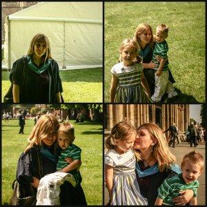 collage z dziećmi