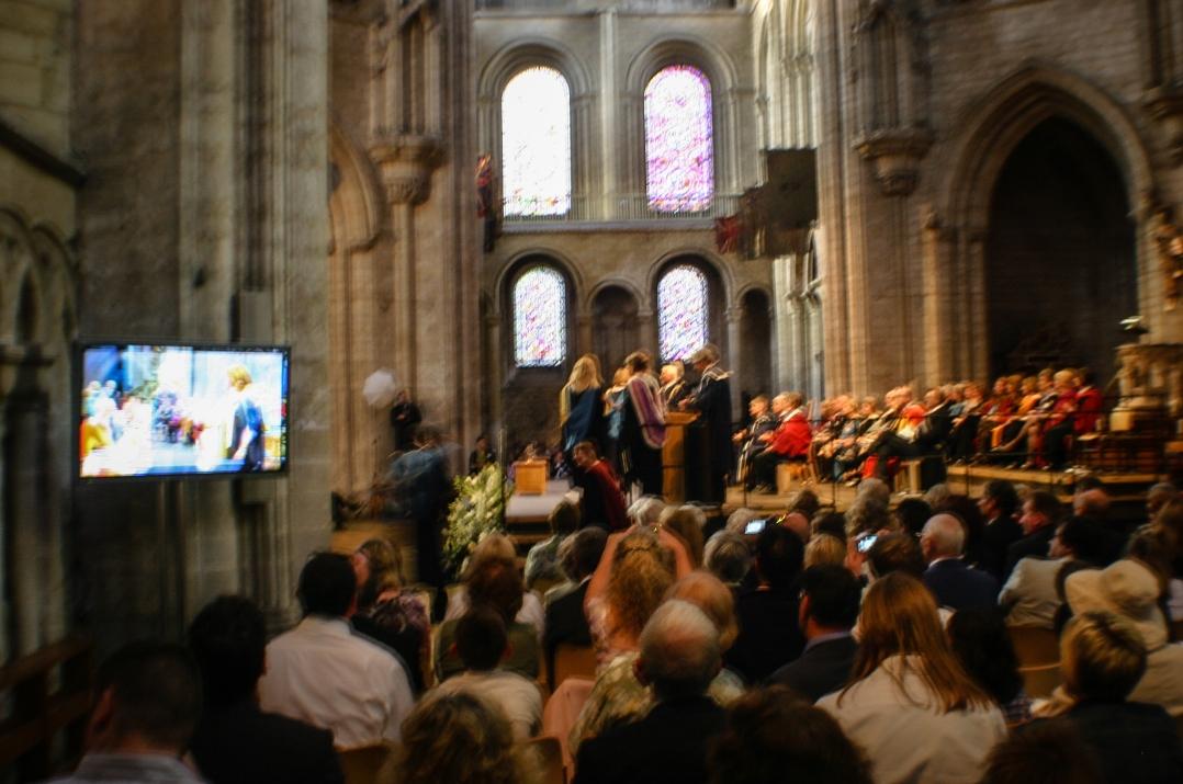 Ely - graduation ceremony.  (219)