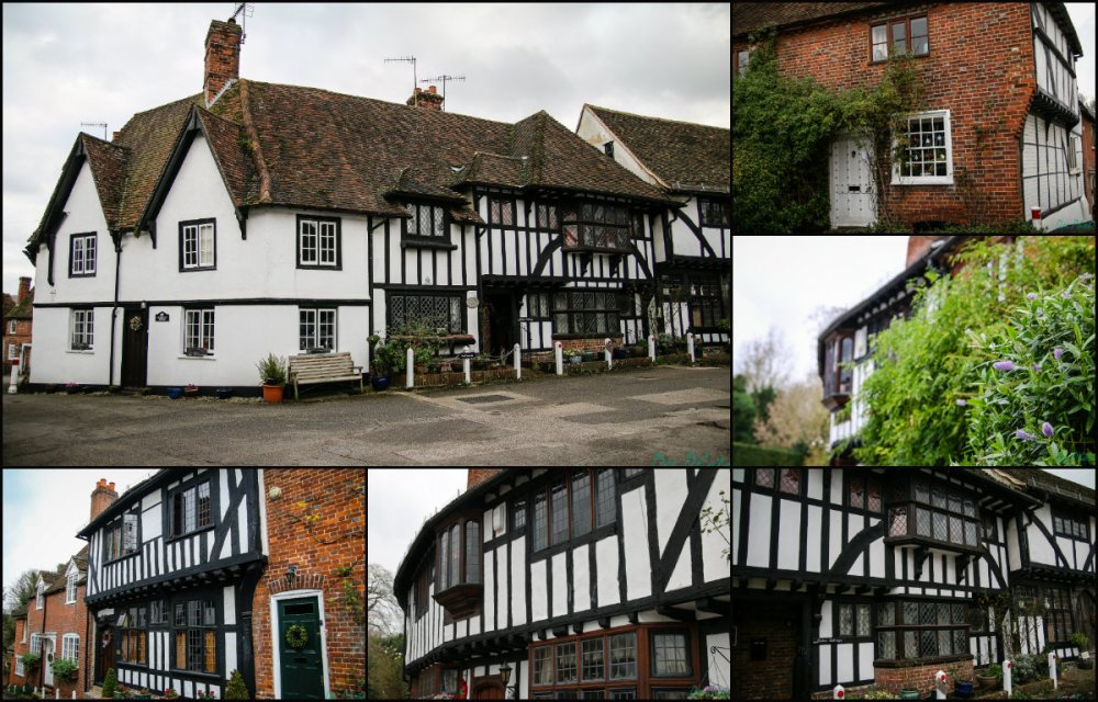 collage houses