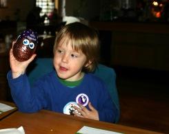 Buckland Abbey- Easter egg hunt9