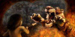 michael-orr-shere-khan-vs-mowgli-by-mikeorrmike-d7519i8