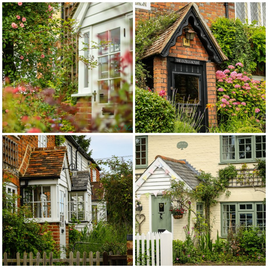 collage cottages