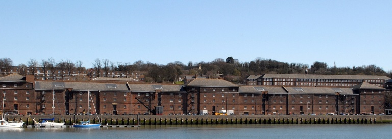 chatham-docks