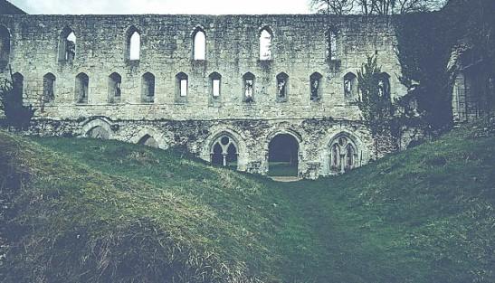 Mortemer Abbey