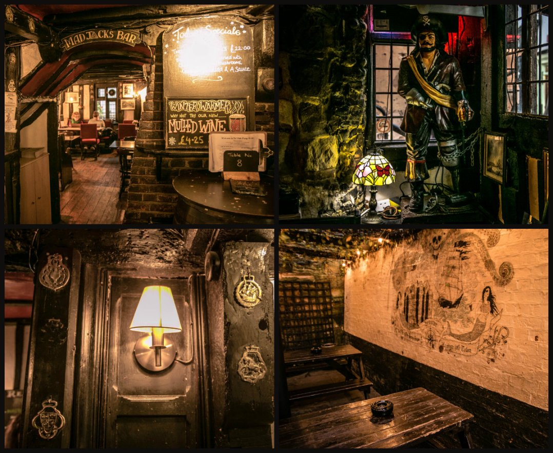 collage pub ye olde