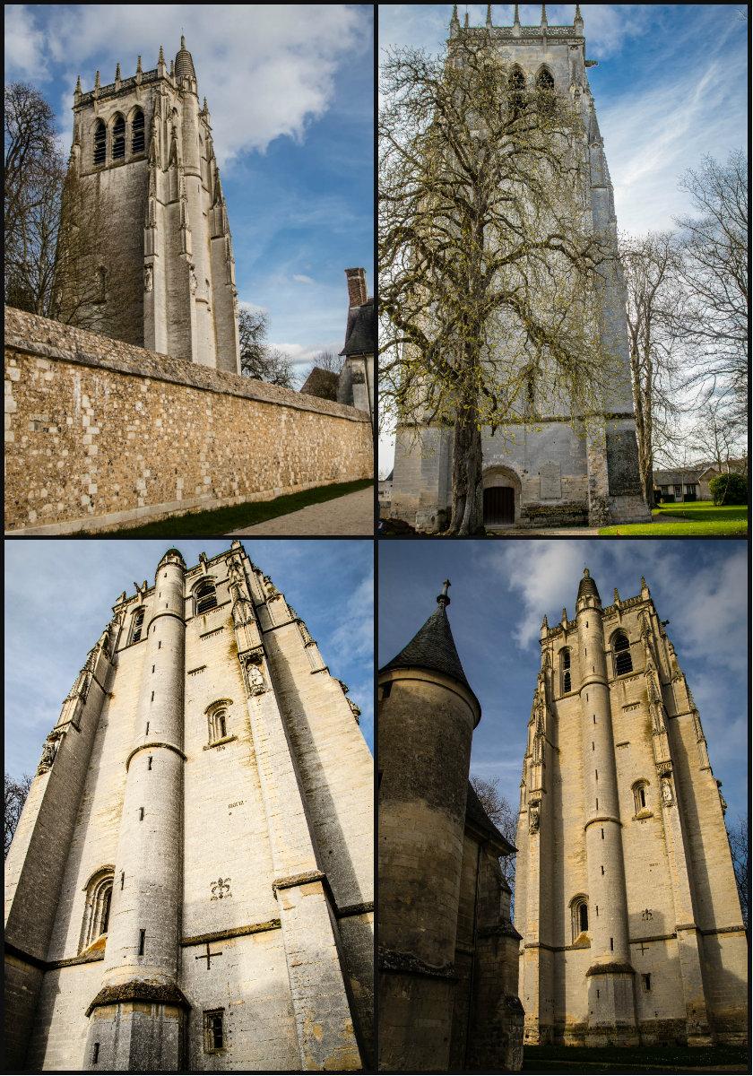collage church