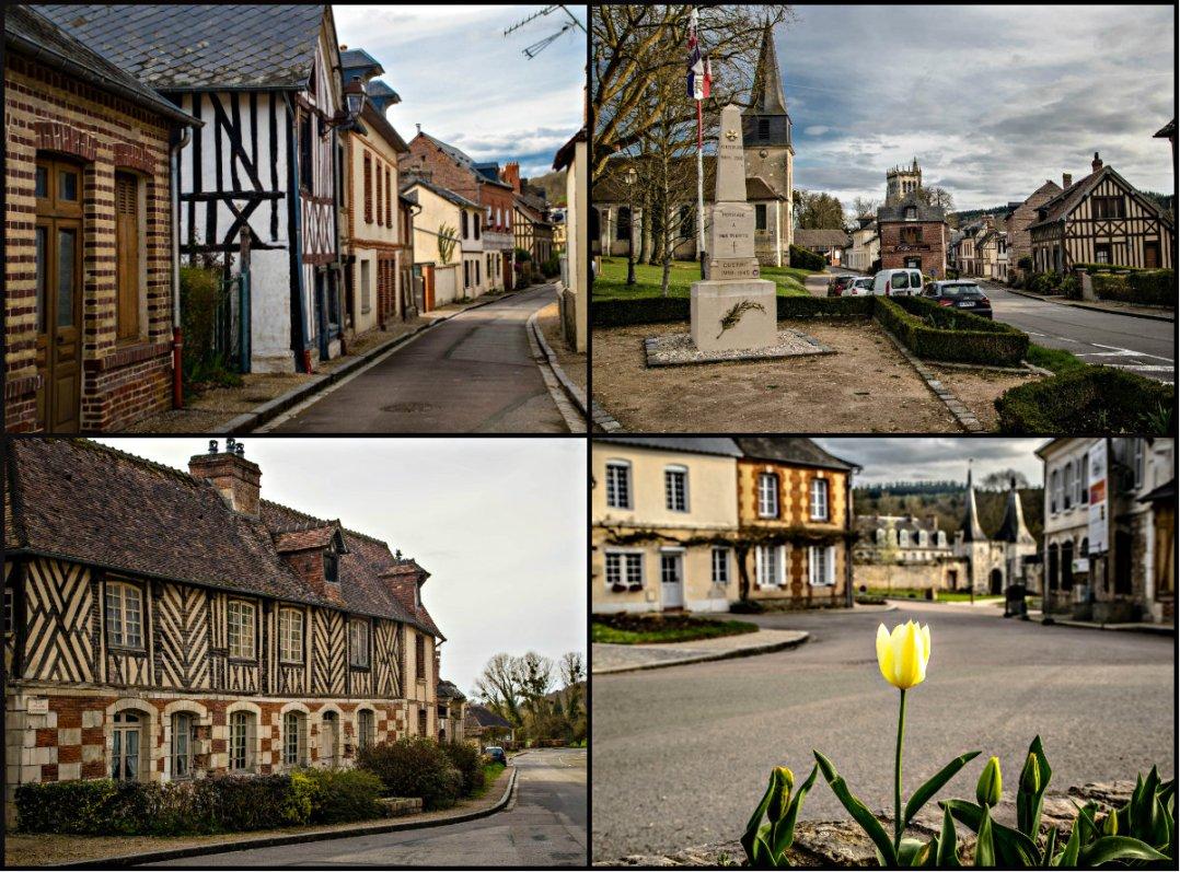 collage wioska