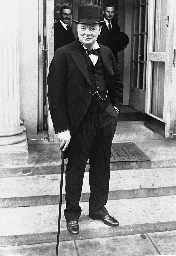 USA Winston Churchil 1929